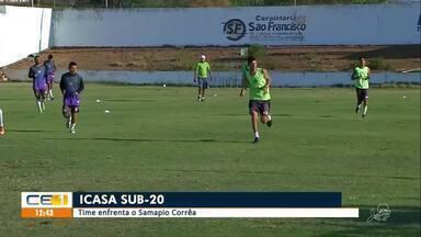Confira os destaques do esporte no Cariri - Saiba mais em g1.com.br/ce