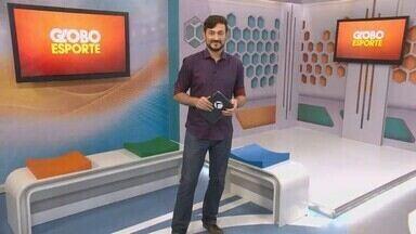 Veja íntegra do Globo Esporte Triângulo Mineiro - Globo Esporte - TV Integração - 10/10/2018
