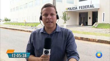 Polícia Federal faz operação em João Pessoa para combater tráfico internacional de drogas - Operação também aconteceu no Rio de Janeiro e em Natal.