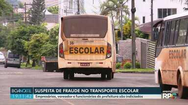 Polícia conclui inquérito da Operação Rota Oculta - Sete pessoas foram indiciadas por fraude à licitação e organização criminosa.