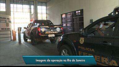 JPB2JP: Paraíba na rota do tráfico internacional de cocaína - Mandados de prisão e apreensão foram expedidos no Estado.
