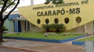 Eleitores de Caarapó vãos às urnas em novembro para escolher prefeito - As eleições foram convocadas depois que o TSE cassou o prefeito e o vice dele em agosto de 2017.