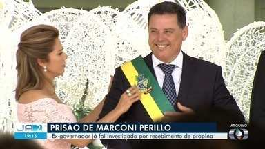 Confira histórico político de Marconi Perillo em Goiás - Político tucano já foi governador do estado e senador.