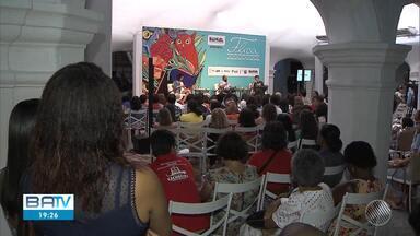 Festa Literária Internacional de Cachoeira começa na quinta-feira (11), no recôncavo - Essa é a oitava edição do evento, que tem programação para crianças e adultos.