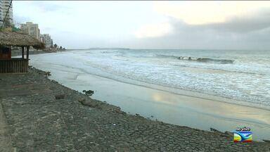 Sema informa condições de balneabilidade das praias em São Luís - Segundo análise da Secretaria de Estado do Meio Ambiente e Recursos Naturais (Sema), a praia da Ponta d'Areia ainda não está própria para o banho.
