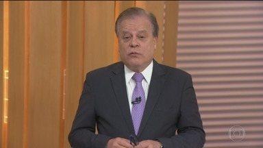 Bom Dia Brasil - Íntegra 11 Outubro 2018 - O telejornal, com apresentação de Chico Pinheiro e Ana Paula Araújo, exibe as primeiras notícias do dia no Brasil e no mundo e repercute os fatos mais relevantes.