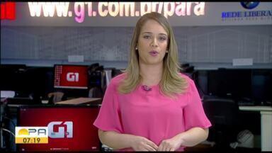 Veja a agenda de shows G1 Pará com a jornalista Thais Rezende - Destaques G1 Pará.