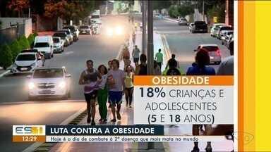Luta contra obesidade se tornou a conquista a favor da saúde - Luiz Carlos e Bárbara conseguiram vencer o segundo problema de saúde que mais mata no mundo.