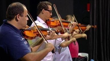 Cegos formam orquestra em Mogi das Cruzes (SP) - Projeto mostra que é possível encontrar novos caminhos para superar as limitações e alcançar a realização pessoal.