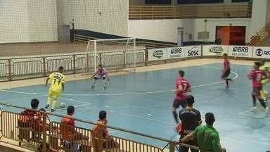 Confira os gols da Copa Brasília de futsal - Confira os gols da Copa Brasília de futsal