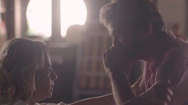 Resumo Segundo Sol – 16/10 – Luzia revela a Beto toda a verdade sobre Valentim - Assista ao vídeo!