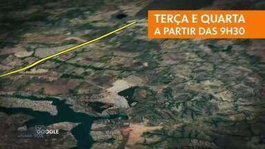 O DER vai fazer bloqueios no trânsito da BR 020 e na DF-345 - Hoje e amanhã, a partir das 9 e meia da manhã, o DER vai bloquear uma das faixas da 020 para manutenção de radares. São 10 radares no sentido Planaltina e 4 no sentido Brasília.