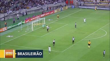 Brasileirão: Ceará e Botafogo empatam no Castelão - Time da casa perdeu um pênalti e jogo ficou no 0 x 0. Veja a classificação do campeonato.