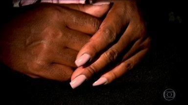Mulheres que sofrem agressões, muitas vezes, não percebem que violência pode ser fatal - Mais de um milhão de processos de violência doméstica estão em andamento nos tribunais de todo o país.