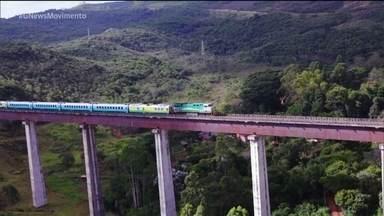 Temporada 1: Brasil tem a mesma malha ferroviária há cem anos