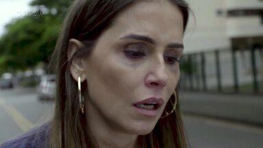 Resumo Segundo Sol – 18/10 – Karola se desentende com Laureta e anda desorientada pela rua - Assista ao vídeo!