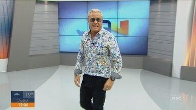 Confira o quadro de Cacau Menezes desta quinta-feira (18) - Confira o quadro de Cacau Menezes desta quinta-feira (18)