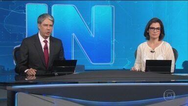 Jornal Nacional, Íntegra 18/10/2018 - As principais notícias do Brasil e do mundo, com apresentação de William Bonner e Renata Vasconcellos.