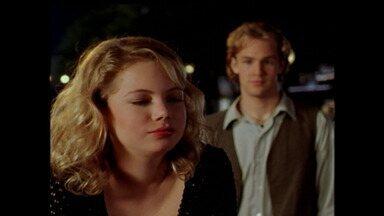 O Riacho de Dawson - Dawson se preocupa com seu primeiro beijo em Jen; e Pacey tenta manter o seu romance com Tamara vivo.