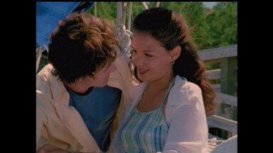 Prelúdio de um Beijo - Dawson é forçado a trabalhar no filme de um rival, Joey engana um pretendente rico, e Pacey tenta chamar a atenção de Tamara.