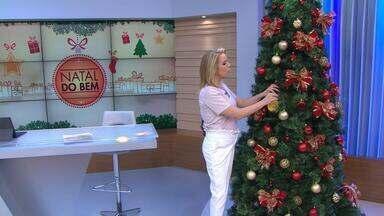 Campanha 'Natal do Bem' começa neste sábado (20) no Jornal do Almoço - Qualquer pessoa pode participar doando um ou mais quilos de alimentos não perecíveis.