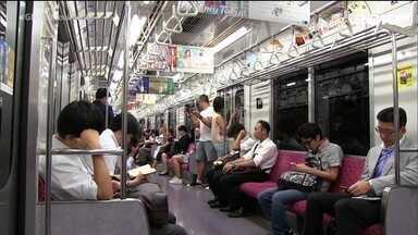 Temporada 1: Tóquio sobre trilhos