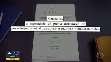 João Doria pede investigação sobre autoria de vídeo íntimo que seria atribuido a ele - De acordo com o candidato do PSDB, peritos criminais atestaram que vídeo é falso. E laudo diz que o vídeo tem características de ser montado e apresenta divergências