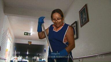 Funcionários do Lar dos Velhinhos recebem salários atrasados - Eles estavam há quatro meses sem pagamento