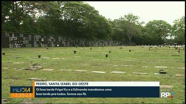 Amanhã termina prazo para reforma nos cemitérios de Foz - Fique atento para a limpeza de túmulos e jazigos