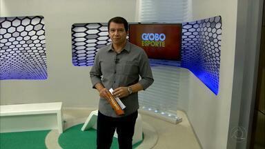 Confira na íntegra o Globo Esporte PB desta quinta-feira (25.10.18) - Kako Marques apresenta os principais destaques do esporte paraibano