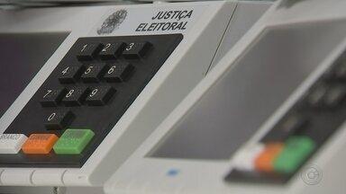 Mais de 6 mil digitais não foram reconhecidas no primeiro turno das eleições em Sorocaba - Mais de 6 mil digitais não foram reconhecidas no primeiro turno das eleições em Sorocaba (SP) com o sistema de biometria.