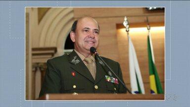 General Luiz Felipe Kraeme Carbonell será o novo secretário de Segurança Pública - O nome foi anunciado pelo governador eleito Ratinho Júnior, do PSD.