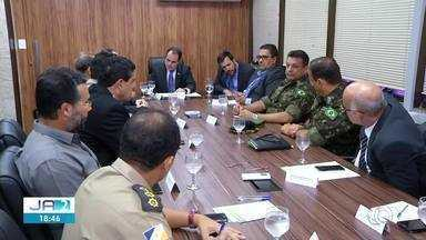 Estratégias de segurança do segundo turno das eleições são discutidas - Estratégias de segurança do segundo turno das eleições são discutidas