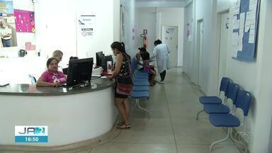 Falta de materiais também atinge unidades de saúde da região sul de Palmas - Falta de materiais também atinge unidades de saúde da região sul de Palmas