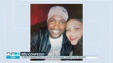 Homem que matou ex-mulher grávida com um facão, em Santa Maria, está preso - Josias Sacramento dos Santos estava foragido e foi preso em Salvador (BA), após denúncias anônimas.