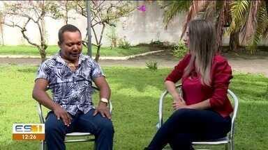 Edson Carlos conta sobre experiência no The Voice Brasil - O artista também falou sobre os planos para a carreira.