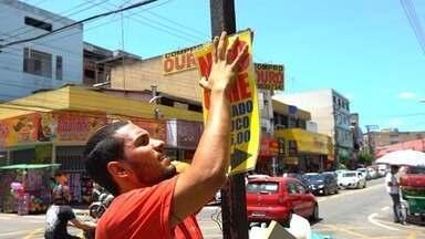 """Em Movimento: """"CEP: 4 endereços"""" chega a avenida Expedito Garcia, em Cariacica - No segundo episódio, encontramos gente cheia de criatividade pra se destacar no meio de tanto movimento"""