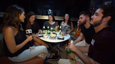 Em Movimento: Rock em casa é opção de muitos capixabas para reunir os amigos - O hábito de reunir a galera em casa garante a diversão no aconchego do lar