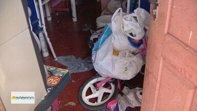 Mãe é presa suspeita de decapitar criança de 1 ano e meio, em Manaus - Corpo foi encontrado em um saco plástico pela avó paterna da criança.