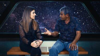 Explore os mistérios da vida extraterrestre com o 'Estúdio C' (parte 1) - Você acredita em vida fora do planeta Terra? Algumas pessoas afirmam que não estamos sozinhos no Universo... No Estúdio C deste sábado (27), fomos descobrir mais sobre esse mistério.