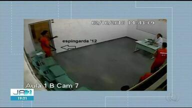 Inquérito sobre fuga de presos em Araguaína é concluído pela Polícia Civil - Inquérito sobre fuga de presos em Araguaína é concluído pela Polícia Civil