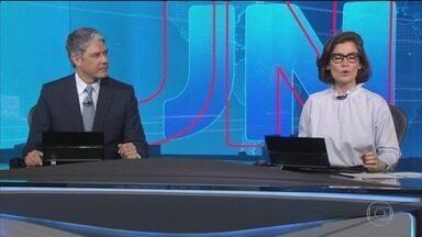 Jornal Nacional, Íntegra 27/10/2018 - As principais notícias do Brasil e do mundo, com apresentação de William Bonner e Renata Vasconcellos.