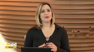 Confira os destaques do Bom Dia Tocantins desta segunda-feira (29) - Confira os destaques do Bom Dia Tocantins desta segunda-feira (29)