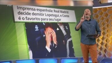 Barcelona humilha Real Madrid com goleada histórica e deixa Lopetegui em apuros - Barcelona humilha Real Madrid com goleada histórica e deixa Lopetegui em apuros.