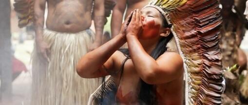 Ayahuasca, Expansão Da Consciência