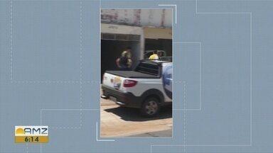 Idoso é agredido após confronto entre coligações políticas rivais em Boa Vista - Caso foi levado à Polícia Federal por se tratar de suspeita de crime eleitoral.