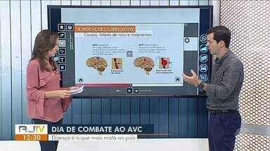 No Dia do Combate ao AVC, especialista esclarece dúvidas sobre a doença - Danos causados ao cérebro é o que mais mata em todo país.