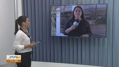 Familiares de pacientes com câncer protestam contra falta de tratamento e cirurgias no HGR - Falta de estrutura no principal hospital de Roraima obriga pacientes a buscar tratamento fora do estado.