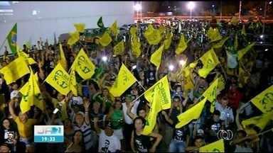 Veja como foi a votação e a comemoração dos apoiadores de Jair Bolsonaro no Tocantins - Veja como foi a votação e a comemoração dos apoiadores de Jair Bolsonaro no Tocantins
