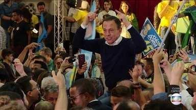 São Paulo teve uma das disputas eleitorais mais acirradas do país - João Doria, do PSDB, venceu com 51,75% dos votos